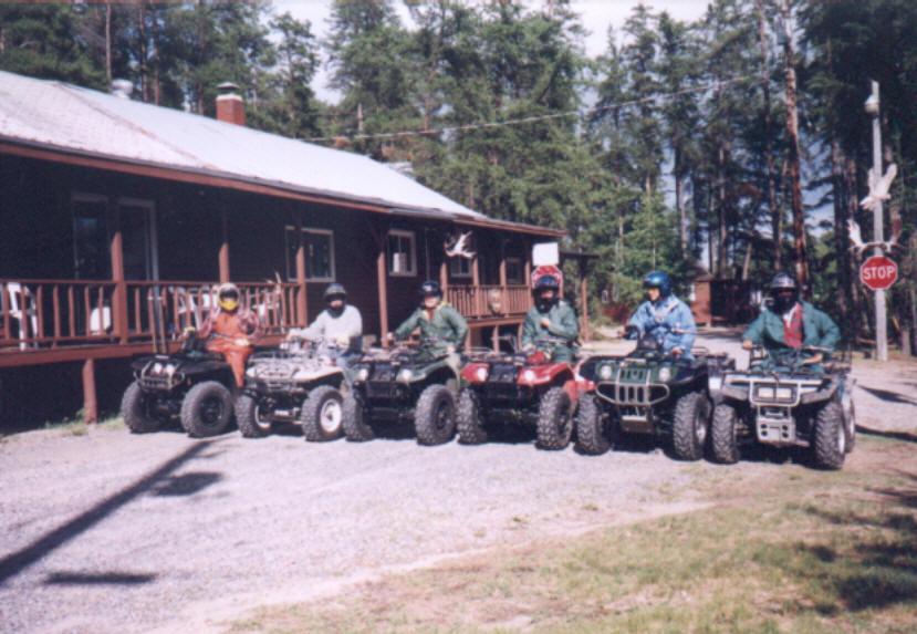 Ontario ATV Vacations Mattawa